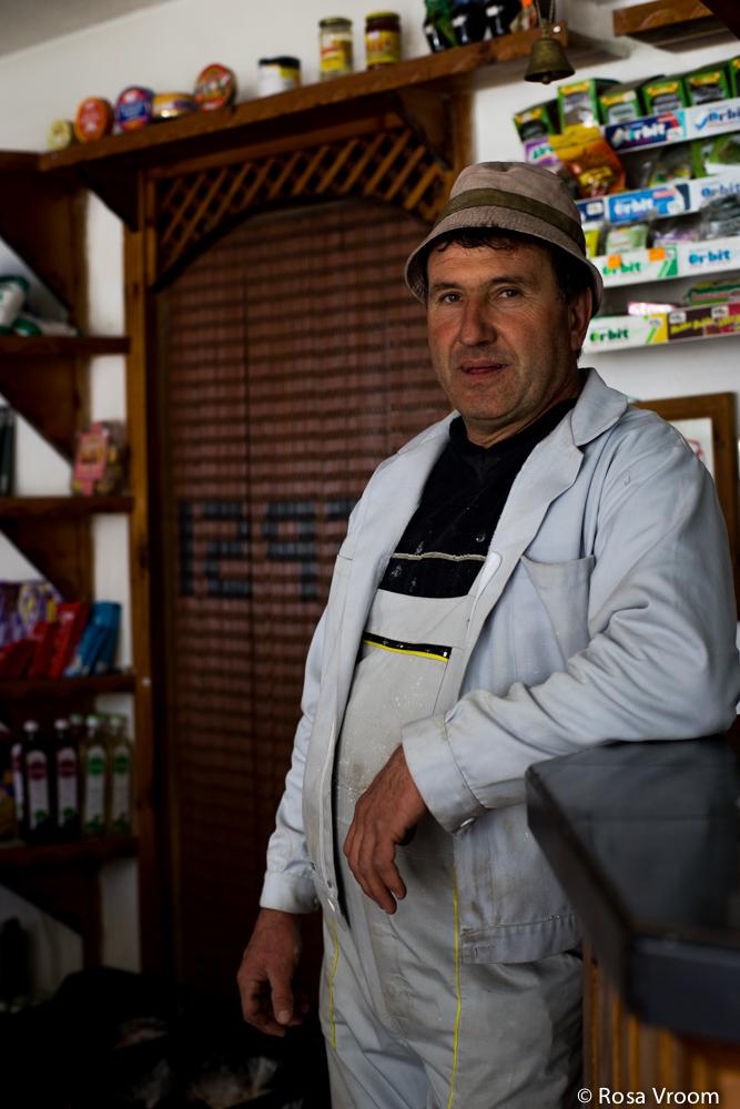 Собственик на магазин в селото